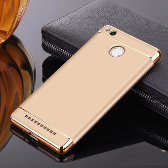 Roybens Ultra-Thin 3 in 1 Shockproof Hybrid Hard Back Case Coverfor Xiaomi Redmi 3s/Red Mi 3s Gold