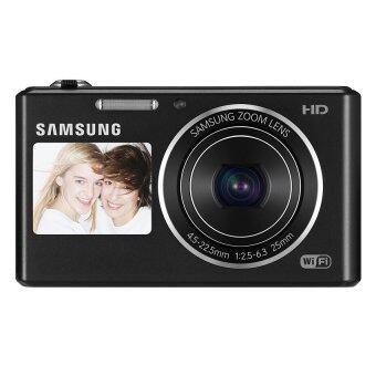 Samsung DV150F Smart Digital Camera 16.2MP Black + 4GB + Case