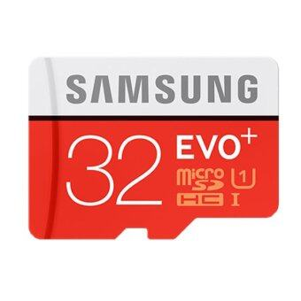 Samsung EVO PLUS 32GB Class 10 Micro SDHC Card Up To 95MB/s withAdapter