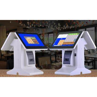 ⛅ Immediately Tab Pos System Cash Register E86A Dual Screen Now is