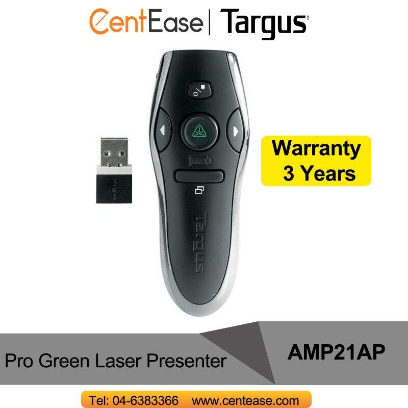 targus wireless presenter with laser pointer review