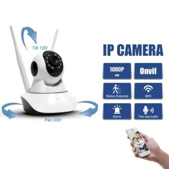 TBI 2017 WiFi Camera PRO HD 1080P IP Security Pan/Tilt Smart Video Baby Monitor NEW P2P Wireless Digital Cameras CCTV System