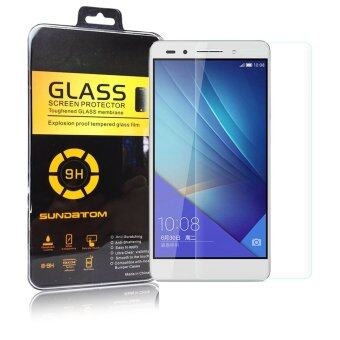 Tempered Glass Screen Protector for Huawei Honor 7 (Clear)