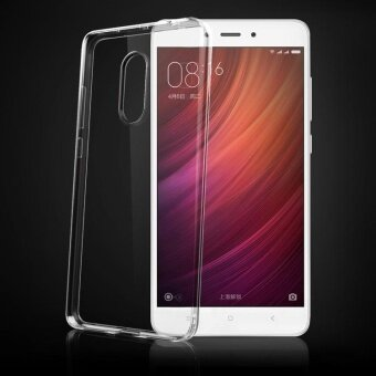 Thin Slim Crystal Clear Transparent Case Soft TPU Shockproof Dirt Resistant Cover for Xiaomi Redmi Note