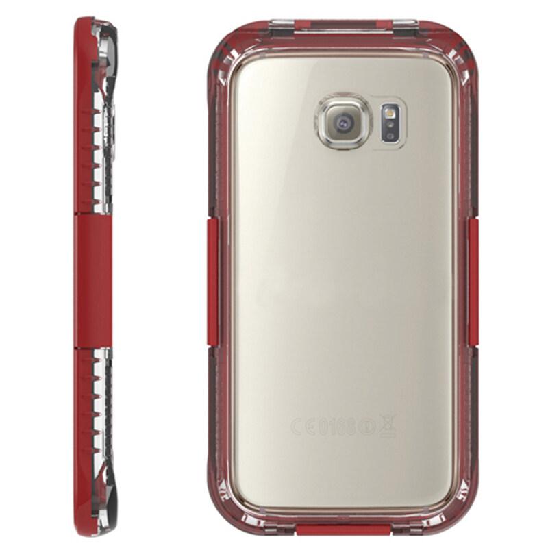 slim bumper case metal aluminum frame pc back cover for