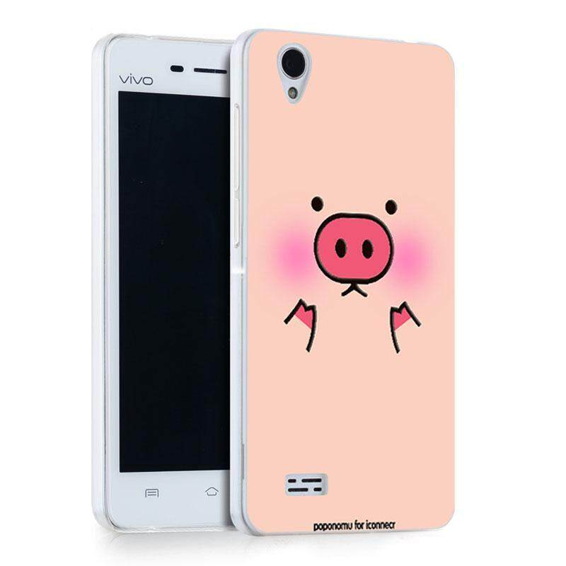 TPU Soft Phone Case for VIVO Y31 (Multicolor)