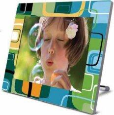viewsonic 8 800x600 digital photo frame vfd875 20p green