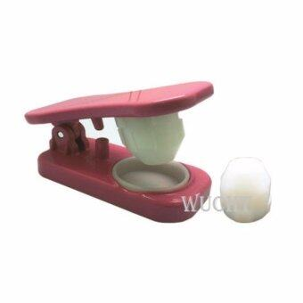 2 in 1 Mini Hand Press Tart Maker / Acuan Tart