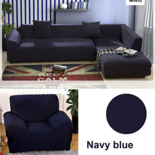 3 seater Polyester Pure Colour Protect Slipcovers Burgundy  : 2 seater l shape loveseat chair stretch sofa couch protect cover slipcover navy blue 3003 79847851 d36d15f4b7d39ede8fd04456d116f6be zoom from www.lazada.com.my size 850 x 850 jpeg 133kB