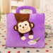 Blanket dual use cushion cartoon pillow
