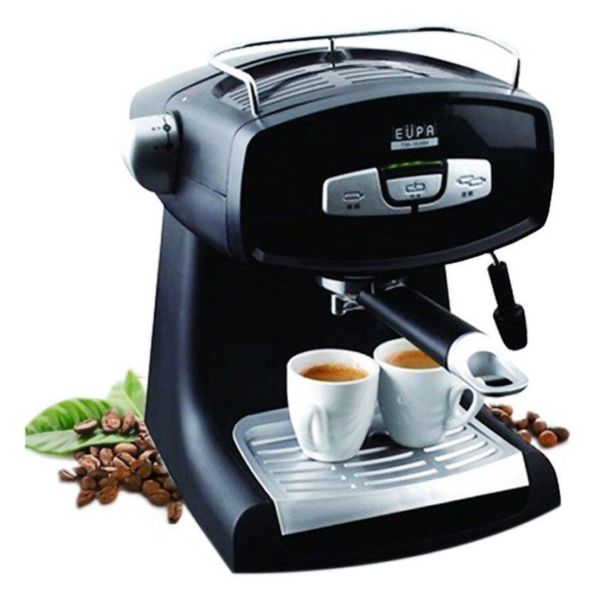 coffee maker with battery backup