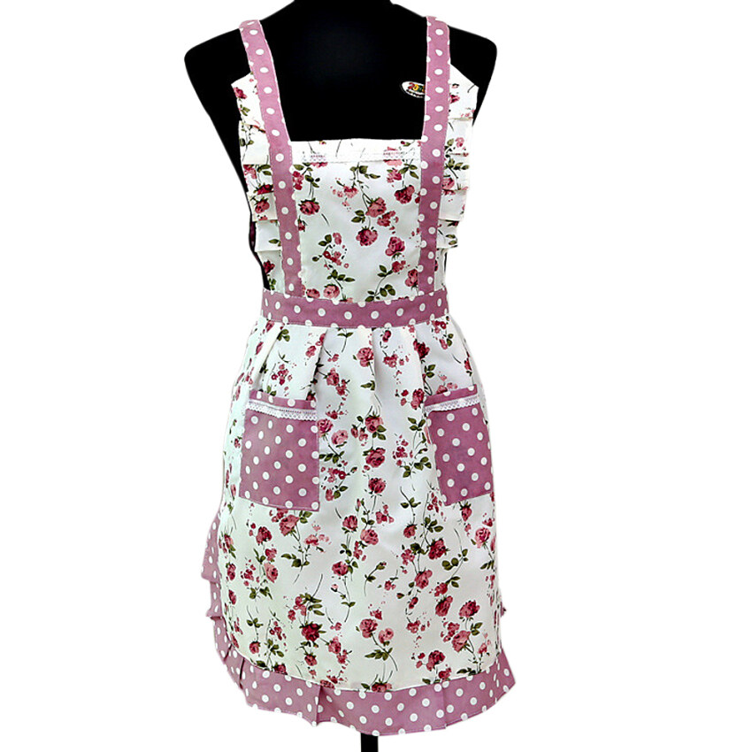 Kitchen Cooker Chefs Apron Pinafore Front Pocket Oilproof  : flower pattern womens chefs cooking kitchen housework cook apron bib with pockets purple 0967 3810107 e8b1a292e5b40b400af0b6e045b8d78b zoom from www.lazada.com.my size 850 x 850 jpeg 98kB