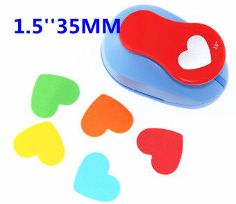 Heart Shaped1.5'' (37mm) Scrapbook Paper Cutter ScrapbookingPunches