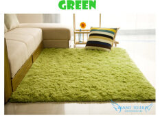 High Quality Premium Living Room Carpet 160 X200 CM GREEN