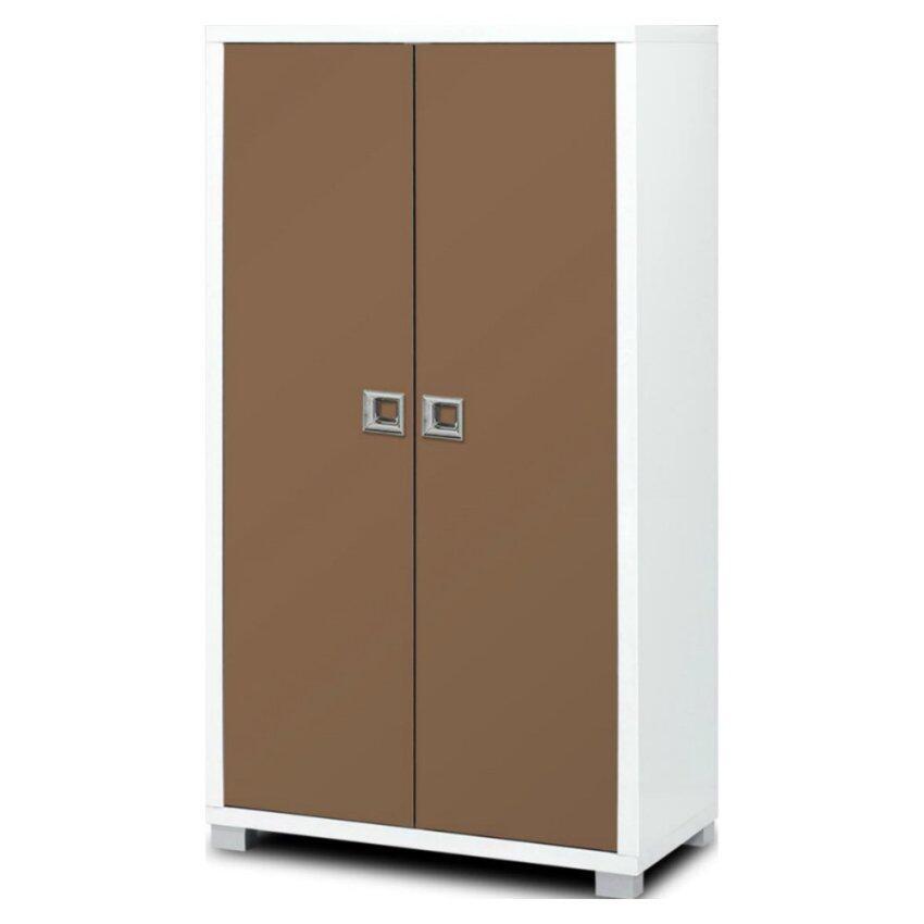 Furniturerun Cke214 White Shoe Cabinet Lazada Malaysia