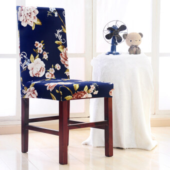 Home anti-dirt stretch dining chair sets
