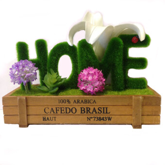 Home sweet home in artificial flower decor lazada malaysia - Home sweet home decorative accessories ...
