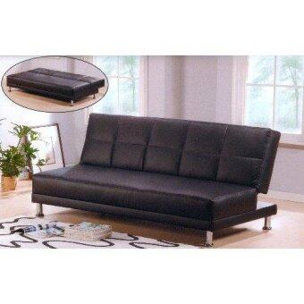I home 816 novina sofa bed black lazada malaysia for Sofa bed lazada