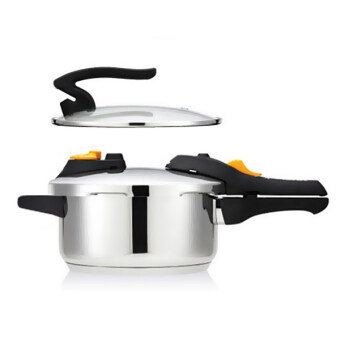 Malaysia Prices Tefal Gold Platinum Pressure Pot 2 in 1