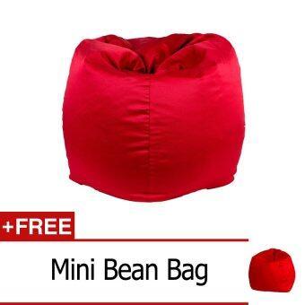 Terrific Lazmy Murah 14 Menyelesaikan Bean Bag Maroon Standard Machost Co Dining Chair Design Ideas Machostcouk