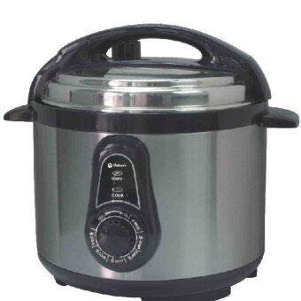 Malaysia Prices Takada ISB-80PC 5L Multi-Function Electric Pressure Cooker (Stainless Steel)