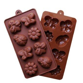 Jetting Buy Silicone Molds Mould Flower Bee Chocolate Cake Soap IceCookie Baking