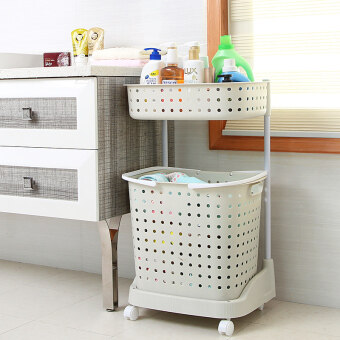 Kaileju toilet bathroom multi-layer storage rack bathroom shelf