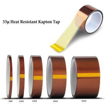 Kapton Tape High Temperature Heat Resistant Polyimide-5mm x 33m