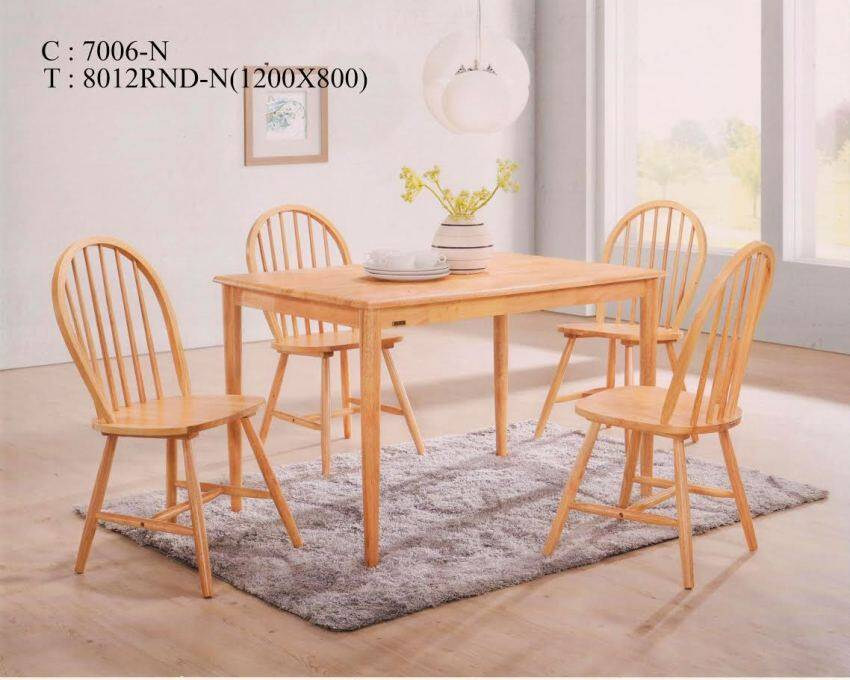 Bear Design Baby Booster Seat Portable Baby Dining Chair  : spf nova solid rubber wood dining set c w 1 table 4 chair 7688 14688331 531479e84927632904d9780e2b8e1503 zoom from www.lazada.com.my size 850 x 850 jpeg 147kB
