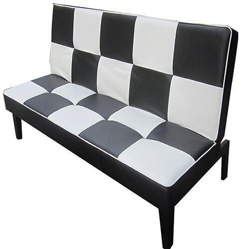 Nano sofa bed 4 in 1 blue stripe lazada malaysia for Sofa bed 4 in 1