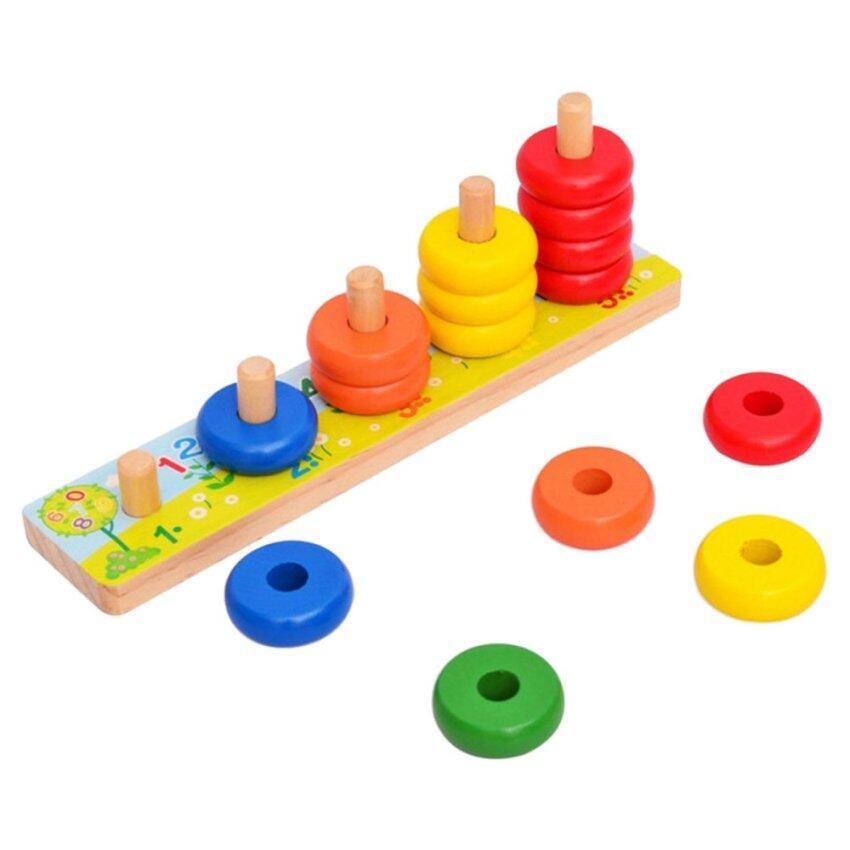 Developmental Learning Toys : Kids educational toy learning teaching math developmental