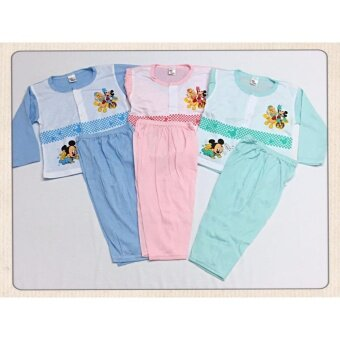 Baby Pyjamas Infant Baby Set 3 piece suit 6-18 months