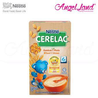 Cerelac Wheat & Honey 6M+ (225G)