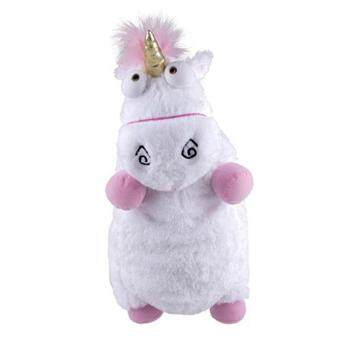 Despicable Me `It`s So Fluffy` Agnus the Unicorn 22` Plush PillowDoll
