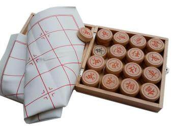 Malaysia Prices Kid Wooden Toy Board Game Chinese Chess