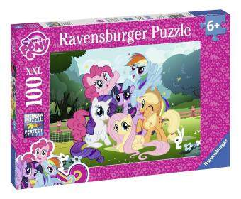 Malaysia Prices Ravensburger My Little Pony XXL 100pc Jigsaw Puzzle