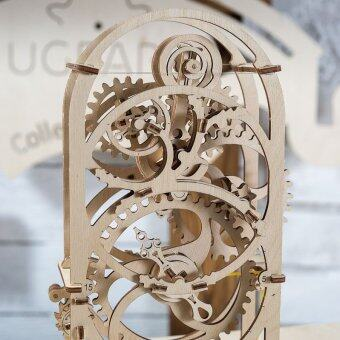Malaysia Prices UGEARS 20min Timer, 3D DIY wooden mechanical puzzle, educational toys, kickstarter products