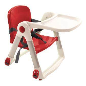 Malaysia Prices QTi: Flippa Foldable Dining Booster (Red)