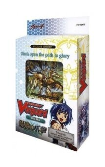 Malaysia Prices Cardfight Vanguard ENGLISH Trial Deck VGE-TD05 Slash of Silver Wolf