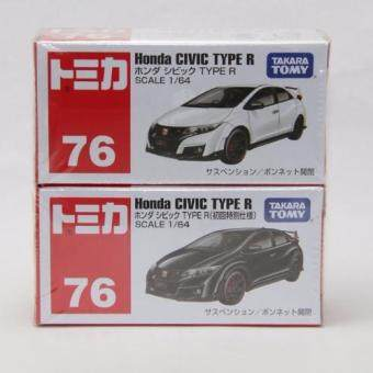 Malaysia Prices Tomica Honda Civic Type R Scale 1/64 Set