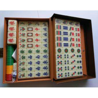 Malaysia Prices Mahjong Set 3 Player (22cmx31cm)