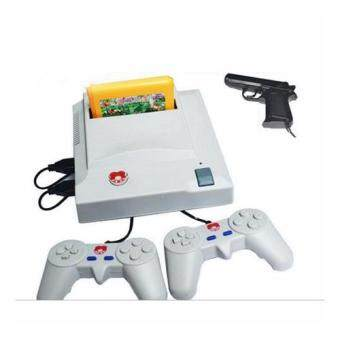 Malaysia Prices Classic NES FC Retro Video Game Console D31 (Free Gun and Gun Game Cartridge)
