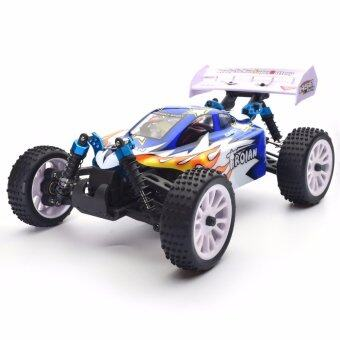 Malaysia Prices Yika HSP Rc Car 1/16 Scale 4wd Electric Power Remote Control Car 94185 Troian Off Road Buggy High Speed Hobby Remote Control Toys