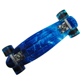Malaysia Prices New For Penny Style Retro Skateboards Mini Board Complete 22