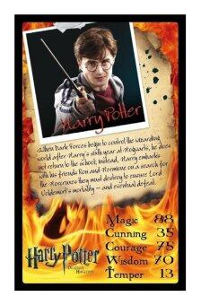 Malaysia Prices Top Trumps Specials Harry Potter 7 Part one