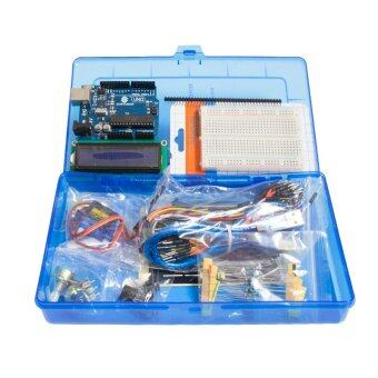 Malaysia Prices LCD 1602 Starter Kit for Arduino With UNO R3 Board