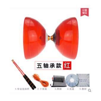 Malaysia Prices Hua Ling Juggling Chinese Diabolo Yoyo / free stick & string / LED light