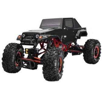 Malaysia Prices Yika HSP 94180 2.4Ghz Off Road 1/10 Scale RC Rock Crawler ESC Electric RC Car (Multicolor)