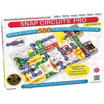 Malaysia Prices Snap Circuits PRO SC-500 Electronics Discovery Kit