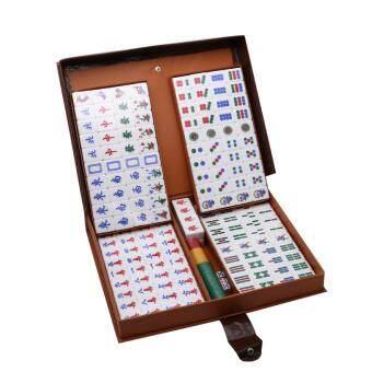 Malaysia Prices Mahjong 4 Player Super White Set (HK)
